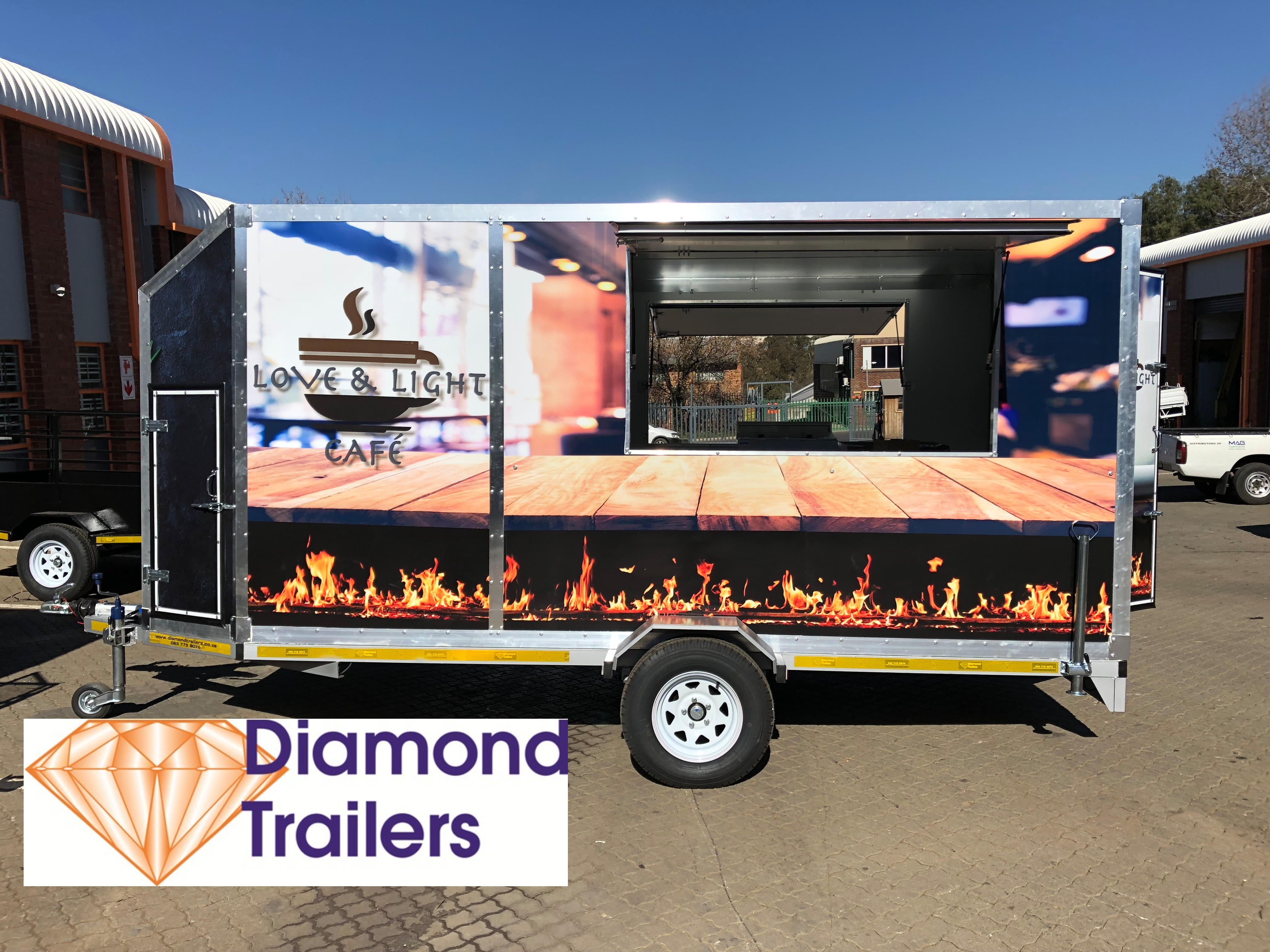 Kitchen Trailer For Sale In Jhb